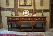 Original Early Oak / Original pieces of early oak furniture and antique artifacts, from some of the UK's leading specialists.