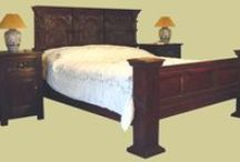 Oak Beds, Reproduction / Our bespoke reproduction antique oak beds are featured here, including four posters, tester beds, linen fold beds and panelled beds. All styled from the Gothic period (15th century), Tudor (16th century), as well as Stuart period (17th) and Georgian(18th century) styles.  - See more at: http://www.earlyoakreproductions.co.uk/furniture/bedroom/beds/