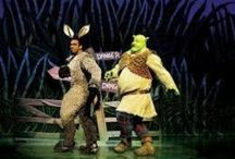 Shrek the musical / by Sarah Chattin