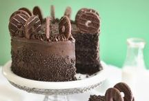 "Cake Off:  / ""Let them eat cake!"" Our favorite cakes, for any occasion or just because. / by Grain Foods Foundation"