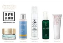 Travel Beauty Brands / A collection of each of the products Travel Beauty carries.