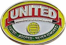 Totally United Fan Badges/Pins / Totally United Fan Badges/Pins most designed by and exclusive to Totally United