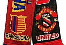 Totally United Fan Scarves / Totally United Fan Scarves created for Manchester United Supporters