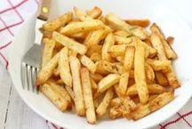 Food - Dinner: potatoes