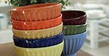 Ceramic Homeware / Earthenware