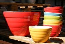 Salad Bowls / Salad Bowls - Shapes & Decor