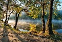 Słowiańskie krajobrazy / by Beth Luis Nion
