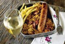 German Cuisine / German Cuisine