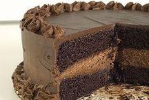 Black Chocolate Recipes / Black Chocolate Recipes
