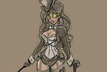 Steampunk Zatanna