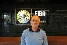 Visita al museo FIBA, Ginevra