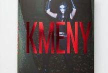 KMENY / Kniha o současných městských subkulturách v Česku.