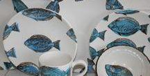 Fishes / Ceramic Decors