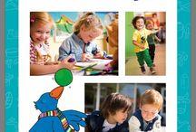 Kleuterplein: een nieuw schooljaar / Een nieuw schooljaar: lesideeën + algemene ideeën voor in de klas bij Kleuterplein 2