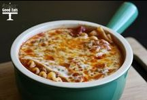 Yummy Recipes / Hearty, Healthy Dinners