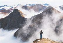 run away / inspiration to adventure everywhere