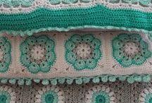 Crochet Pillows / As name says...