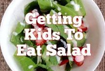 Dairy-Free Salads & Dressings / Dairy-free salad and dressing recipes for your milk allergy family.  Many recipes are also nut-free and egg-free.