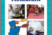 Kleuterplein: restaurant