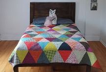 Quilty Pleasures / I have no interest in quilting.