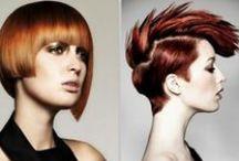 Rockin °•○ Haircuts / by Kristina