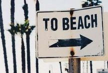 Let's go to the Beach! / by 1906 Lodge