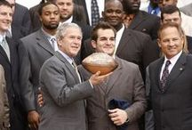 BIG GAME USA Presidential Footballs / From our shop to the White House