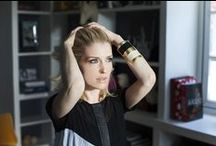 Vogue México / Photo: Ana Lorenzana / by The Beauty Effect by Eugenia Debayle