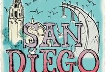 We <3 San Diego / by 1906 Lodge