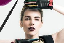Eglantina Zingg Winter Make Up Shoot / Eglantina Zingg Make Up Shoot / by The Beauty Effect by Eugenia Debayle
