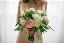 Bridal bouquets / Beautiful bridal bouquets for the stylish bride!