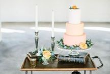 Wedding Desserts / cakes and cupcakes for your wedding