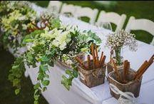 Wedding Decoration / Inspirational ideas for the most beautiful wedding decoration!