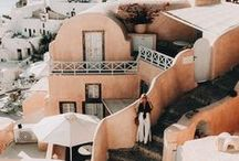 Travel Inspo / Pretty pictures of pretty places around the globe that I would love to see
