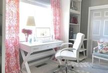 My dream office / a blogger's dream office