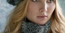 Hat Scarf KNIT