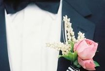 Boutonnieres / boutonniere ideas for grooms