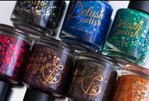 Dames of Thrones | Fall 2015 / Delush Polish's Fall 2015 Collection, Dames of Thrones, is inspired by the ladies of everyone's favorite show, The Game of Thrones. The Dames of Thrones collection is available for purchase at http://www.delushpolish.com