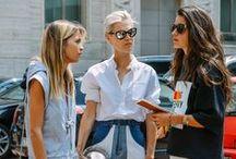 EP Woman Street Style / La tendencia llevada a la calle, los outfit más rompedores y mujeres con estilazo.  HelloMadrid!