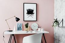 Desk Space Inspo / Inspirational desk spaces!