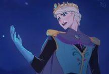 Disney; / Frozen | Fairy Tale | Disney | Princess | Prince | Genderbender