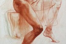 figurative drawings