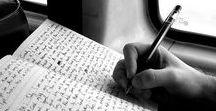 ESCRIBO - Fotografía / Fotos de escritura