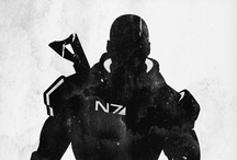 Nerd Culture / Comics, Movies, Games, Fantasy & Sci-fi Art.