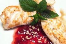 Gourmet Food / Gourmet plates