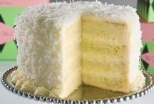 E Cake / Cake Recipes / by 350 Degree Man