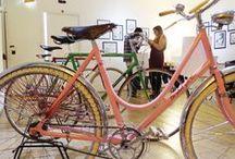 Ciclografica @ Santeria / Le foto della nostra prima serata a Milano. ///// Per vedere le nostre bici in vendita / To see our bikes on sale: http://laciclografica.wordpress.com/gallery-bici-vintage/