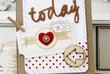 Project Life / Scrapbooking / December Daily / Mini Albums / by angie hall