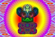 Visionary Art / Visionary Art from various artists / by Donald Rasmussen