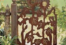 Garden ideas / by Valentina Matkovich
